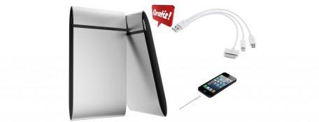 USB Bedrukken gratis powerbank