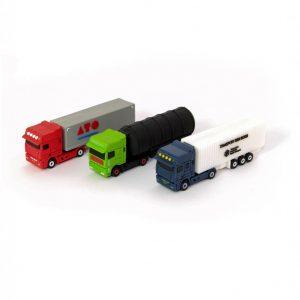 Vrachtwagen USB