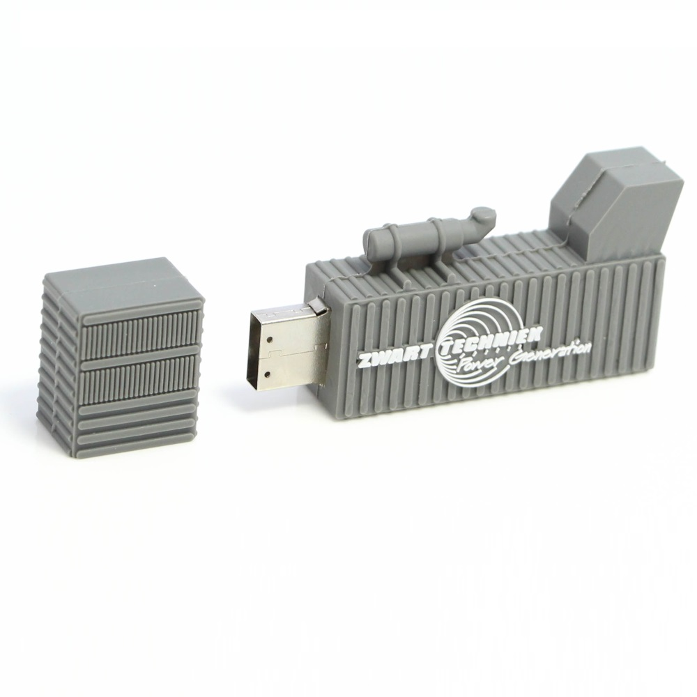 Machine custom USB stick