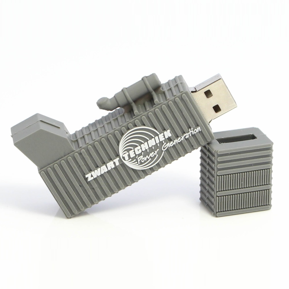 Machine USB stick open