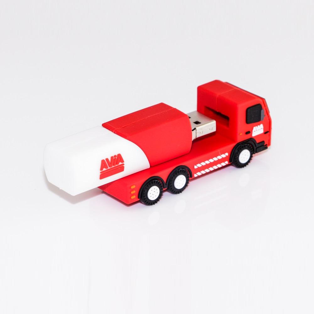 vrachtwagen als usb stick