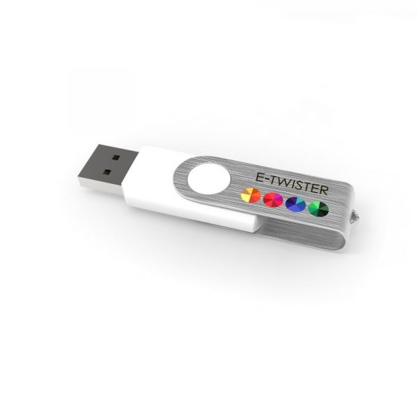 Twister USB wit